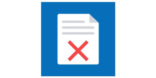 document-error-flat